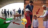 Hayatı İplememe Sanatında Ustalaşmış Bir Ufaklık: Kanada Başbakanının Oğlu Hadrien Trudeau!