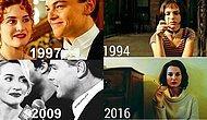 Yıllar Geçse de Bazı Şeyler Değişmez! Ünlülerin Benzer Anlarını Gösteren Öncesi/Sonrası Fotoğrafları