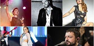 TRT Çeşitli Gerekçelerle Yasakladığı 208 Şarkıyı Açıkladı: Sıla, Demet Akalın, Nazan Öncel ve Berkay da Listede