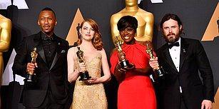 2018'in Oscar Sahiplerini Sizlerin Oylarıyla Seçiyoruz!
