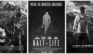 Gerçek Olsa Sinemanın Tozunu Attırırlar: Oyun Hayranları Tarafından Yapılmış 25 Film Afişi