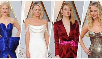 Kırmızı Halı Alarmı: 90. Oscar Ödül Töreni'nin Şık ve Rüküşlerini Seçiyoruz!