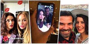 Stalklamalara Doyamıyoruz! İşte Geçtiğimiz Hafta Ünlülerin Dikkat Çeken Sosyal Medya Paylaşımları