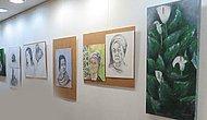 """""""Hale ÜRKMEZGİL Resim Atölyesi"""" sergisi Nar Sanat'ta ziyaretçilerini bekliyor"""