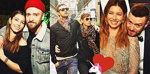 11 Yılı Deviren ve Adeta Gözlerinden Okunan Aşklarıyla Hollywood'un Çılgın Çifti: Jessica Biel & Justin Timberlake