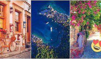 Bahar Geldi, Gezmek Şart Oldu! Ufak Bir Tatil Kaçamağı Yapmak İsteyenler İçin Yurdumuzun Şirin mi Şirin 20 Kasabası