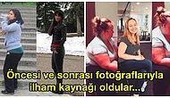 Aynı İnsan Olduklarına İnanamayacaksınız! Kilo Verme Hikayeleriyle Hayran Bırakan 13 Türk Instagram Fenomeni