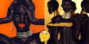 3D Teknolojisiyle Yarattığı Siyahi Model Shudu Instagram'da Fenomen Olunca Irkçılıkla Suçlanan Fotoğrafçı!