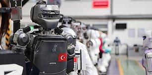 Erik Dalı Oynayan Robot Üreten AKINSOFT'un Yeni Robotları Kışla Nöbetine Talip!