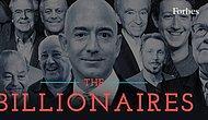 Listede 40 Türk Var: Forbes 'Dünya Milyarderleri'ni Açıkladı, Jeff Bezos 112 Milyar Dolarlık Servetiyle İlk Sırada