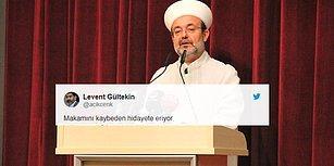 Diyanet'in Eski Başkanı Görmez: 'Sahte Bal Satanlarla İlgilendiğimiz Kadar, Sahte Din Tüccarlarıyla İlgilenmiyoruz'
