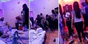 Masaj Merkezindeki Masöz Kadınla Yakınlaşmak İsteyen Suudi İş Adamını Döven Masözler
