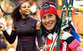 Elde Ettikleri Başarılarla Dünya Spor Tarihine Adlarını Altın Harflerle Yazdıran Kadın Sporcular