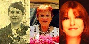 Hakkınız Ödenmez! Özgürlüğe Giden Yollarımızı Açan Güçlü ve Cesur Kadınlarımıza Saygı Duruşu!