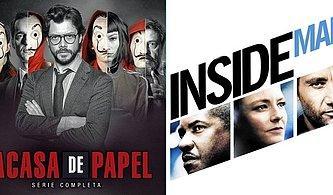 La Casa de Papel'in Bitmesiyle Boşluk Hissine Düşenleri Tatmin Edecek Benzer Konulu 21 Film