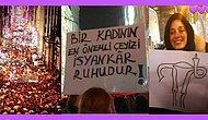 Dolapta Zıkkımın Kökü, Sokakta İsyan Vardı! 8 Mart Yurdun Dört Bir Yanında Bu Afişlerle Kutlandı!