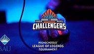 BAU Challengers Liselerarası League of Legends Turnuvasına Kayıtlar Başladı!