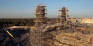 Disney, Kült Bilim Kurgu Serisi 'Star Wars'un Tema Parkını Yapıyor!