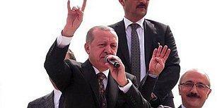 Erdoğan Mersin'i 'Bozkurt'la Selamladı: 'Sefer Görev Emri Gelince Gideceğiz'