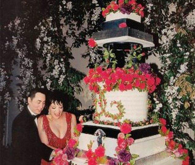 4. David Gest ve Liza Minnelli