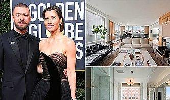 Justin Timberlake ve Jessica Biel'in New York'ta Satılığa Çıkardığı 8 Milyon Dolarlık Süper Lüks Daire