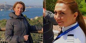 Gencecik Bir Kadın, Yitip Giden Bir Yaşam... İran'da Düşen Uçağın Pilotu Melike Kuvvet'in Acılarla Dolu Hayat Hikayesi