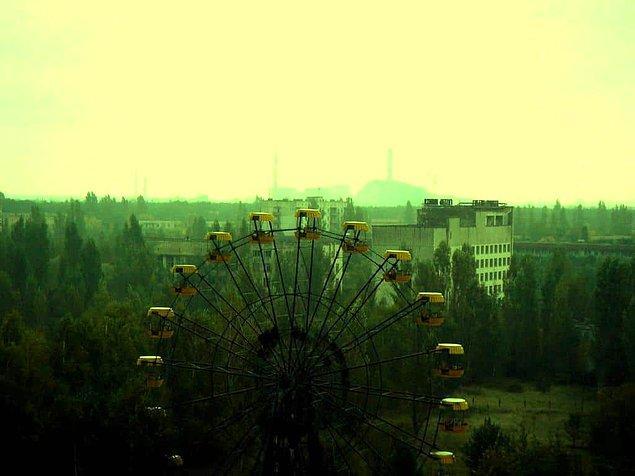 18. Çernobil.