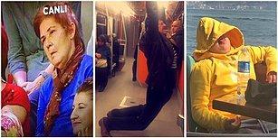 Sanki Dünyanın Tüm Yükü Omuzlarındaymış Gibi Yakalananlardan 17 Komik Fotoğraf