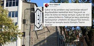 Ömer Turan'dan Çukur Dizisine 'Beyin Yakan' Gönderme: 'Koçovalı Ailesi ile Kime ne Mesaj Veriliyor?'