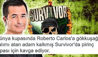 Dünyanın En Zor Yarışması Survivor'da Birinci Olabilecek misin?