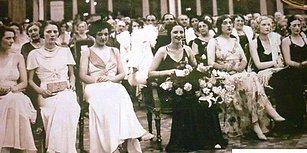 İlk Dünya Güzelimiz 'Keriman Halis'in 1932 Yılındaki Çekim Provalarından Muhteşem Görüntüler