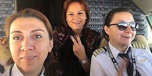 10 Kişinin Cenazesi Türkiye'de: 'Pilot Beril Gebeş ile İlgili İşlemler Sürüyor'
