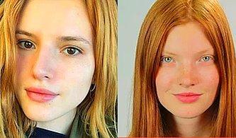 Bu Kadınlardan Hangisinin Makyajlı Olduğunu Kimse Bulamıyor!