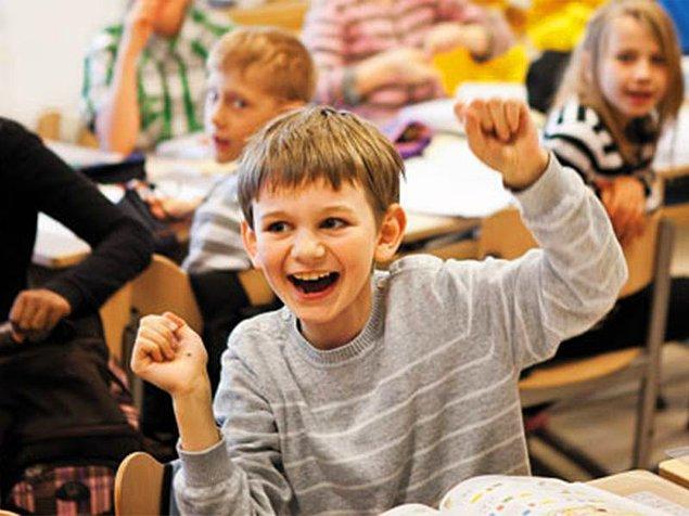 Çocukların mutlu ve başarılı olduğu Finlandiya eğitim sistemi hakkında siz ne düşünüyorsunuz?