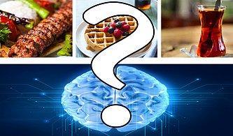 Bu Test ile Yiyecek Seçimlerine Göre Bilinçaltının Neye Takıntılı Olduğunu Söylüyoruz!