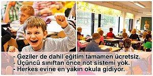 Ödev ve Zorlama Yok, Eşit ve Ücretsiz Eğitim Var! 17 Maddede Rüya Gibi Bir Eğitim Sistemine Sahip Finlandiya