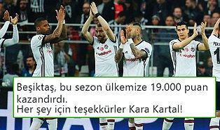 Beşiktaş, Şampiyonlar Ligi'ne Alkışlarla Veda Etti! Bayern Münih Maçının Ardından Yaşananlar ve Tepkiler