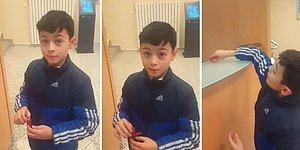 İstiklal Marşı Okuma Yarışmasında Kazandığı Altını Mehmetçik Vakfına Bağışlayan Güzel Yürekli Çocuk