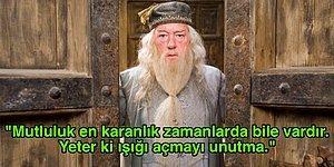 Harry Potter Hayranları Toplaşın! Çok Yakında Gençliğini İzleyeceğimiz Albus Dumbledore'un Yolumuza Işık Tutacak 21 Sözü