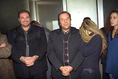 Kenan Şeranoğlu ve Babası Barbaros Şeranoğlu