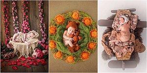 Dünyaya Gelmenin Ne Kadar Büyülü Bir An Olduğunu Bizlere Gösterip Yüreğimizi Eriten İlk Fotoğraflar