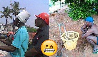 Afrikada İnsanların Bambaşka Kafalar Yaşadığının Kanıtı Niteliğinde 15 Fotoğraf