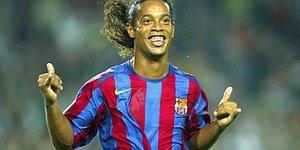 Yeşil Sahaların Picasso'su: Futbolun Yaşayan Efsanesi Ronaldinho'nun En Muhteşem 13 Golü