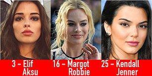 Dünyanın En Seksi 30 Kadını Seçildi!