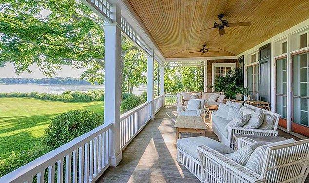 8. Shepard Krech House/ Hamptons/ ABD - 407 milyon lira