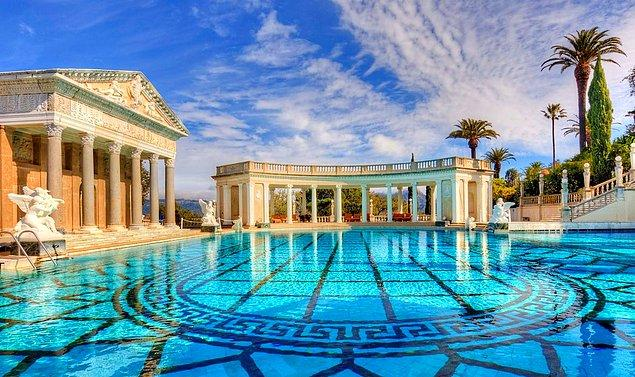 6. Hearst Mansion/ San Simeon/ ABD - 482 milyon lira