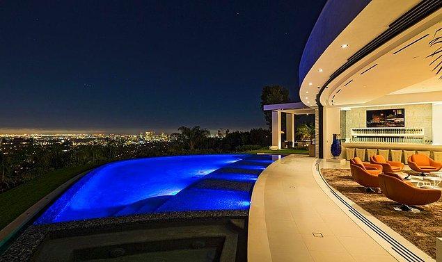 5. Palazzo Di Amore/ Beverly Hills/ ABD - 570 milyon lira