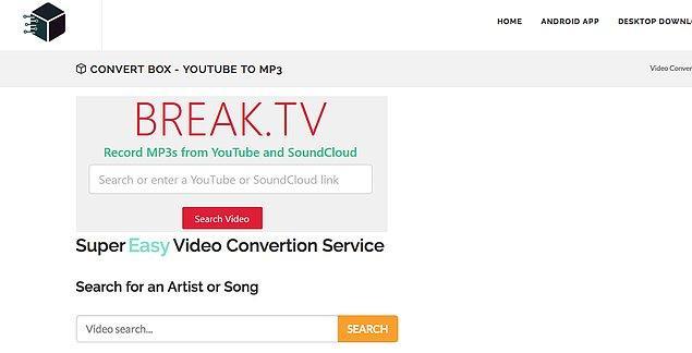 2. Break.tv