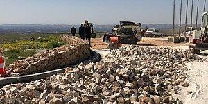 Kimsenin Canı Acımıyor mu? Dünyanın İlk Tapınağı Göbeklitepe'ye Beton Döküldü...