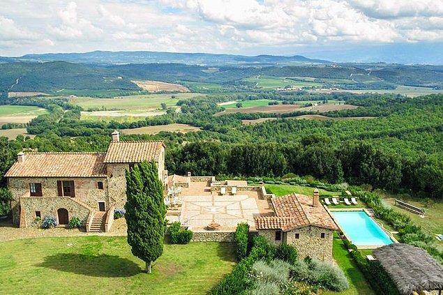 İkinci Dünya Savaşı'ndan sonra villa Fiat'ın sahibi olan Giovanni Agnelli tarafından satın alınır.